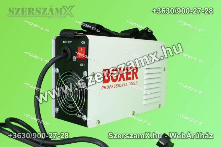 Boxer BX-2012 Inverteres Hegesztő 300A Digitál