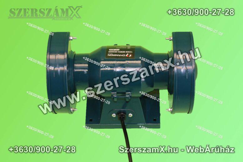 Champion CP-4010 Kettös Köszörű 500W 125mm