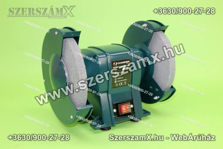 Flinke FL-4012 Kettös Köszörű 1000W 200mm