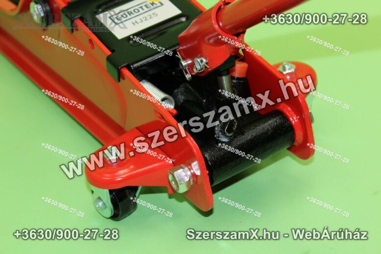 E02032 Krokodil Autóemelő 2,5T Alacsony profil