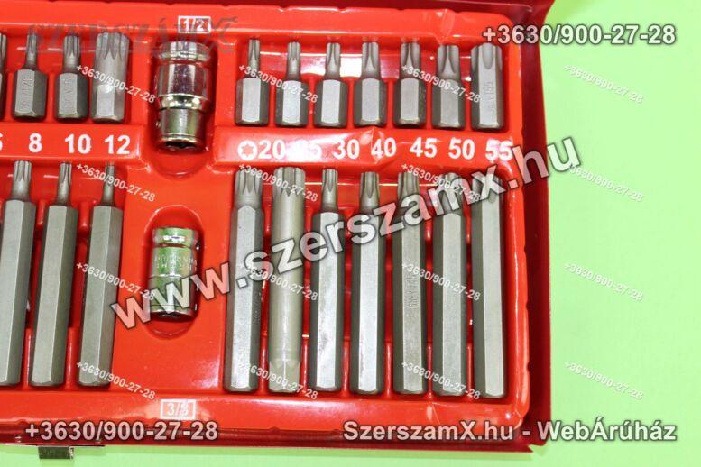 Flinke FK405.40 40db-os Torx / Imbusz készlet