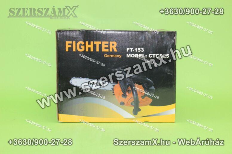 Fighter FT-153 Egykezes Gallyazó Láncfűrész