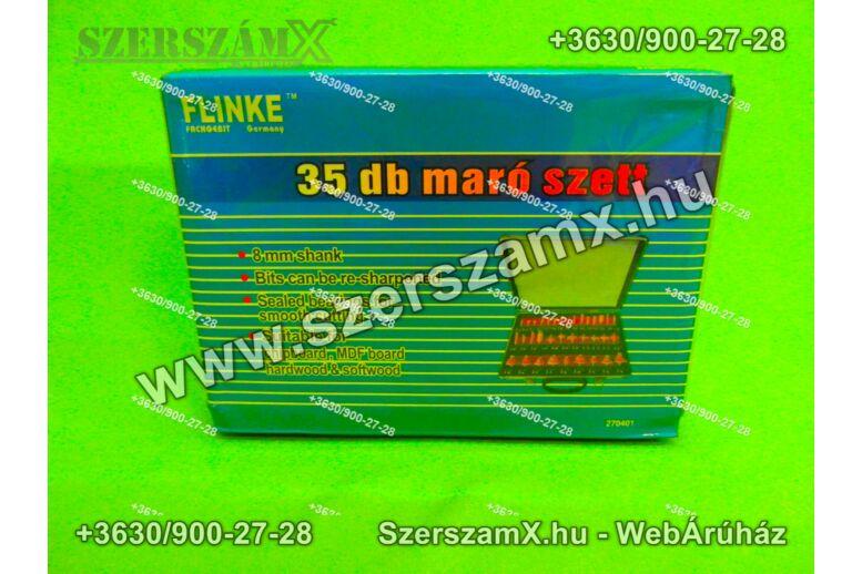 """Flinke FL/35""""84 Maró kés készlet 35-Részes"""