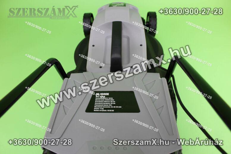 GrassHopper GH-KE1000 Elektromos Fűnyíró 1000W