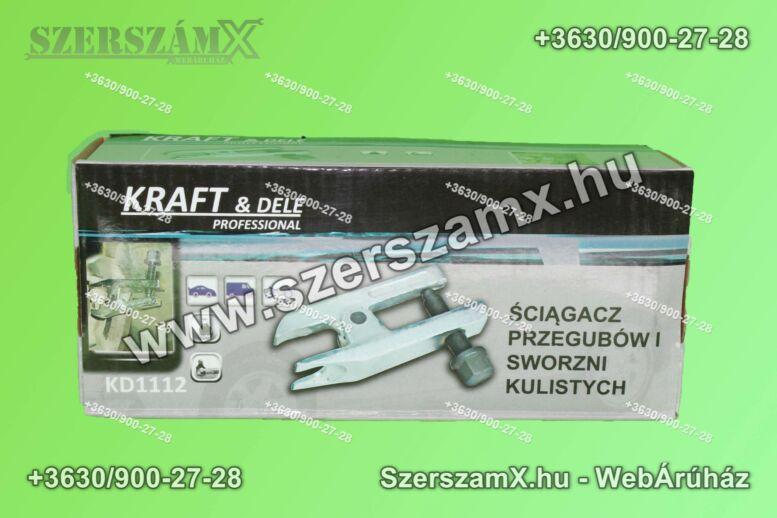 KraftDele KD1112 Gömbfej leszedő