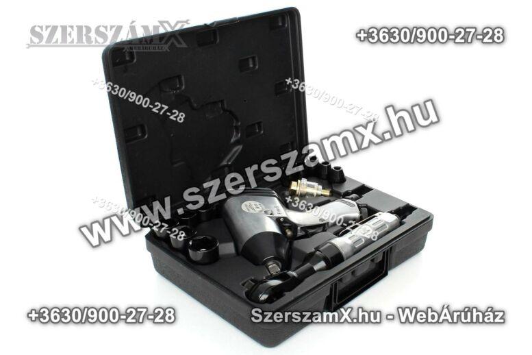 KraftDele KD1422 Légkulcs és Racsni kulcs készlet