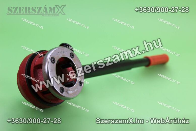 KraftDele KD332 6-Részes Cső menetmetsző készlet