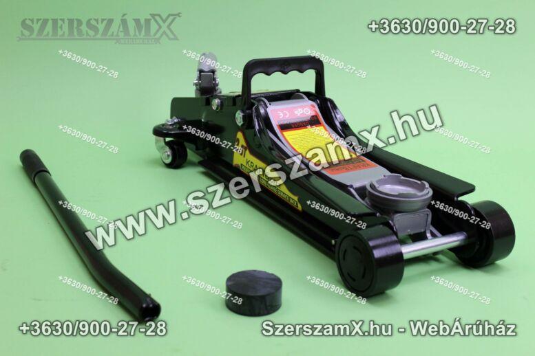 KT02032 Krokodil Autóemelő 2,5T Alacsony profil