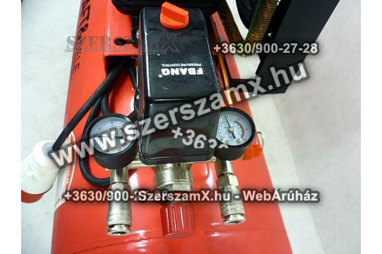KraftDele KD407 2-Hengeres Kompresszor 200Liter 4300W