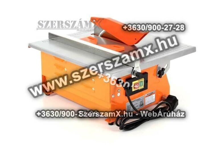 KraftDele KD577 Asztali Csempevágó 800W 180mm
