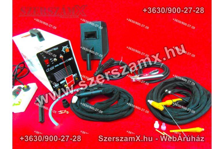 KraftDele KD829 Inverteres CUT/TIG/MMA Hegesztőgép