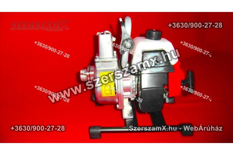 KraftStorm KM/GPUMP-025A Benzines 3,0Lóerős Szivattyú 130L/perc