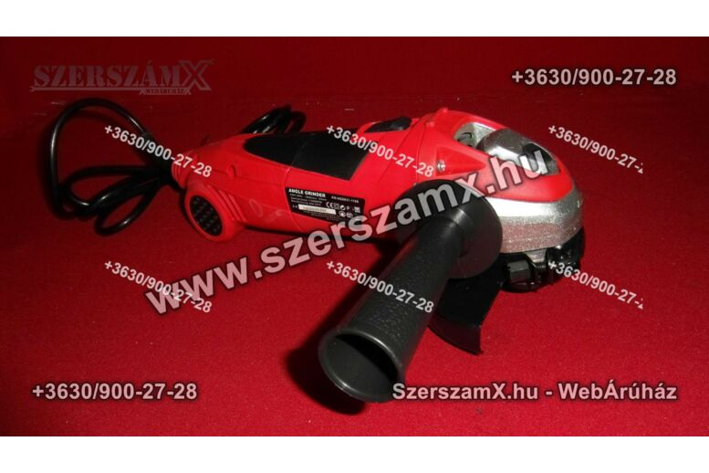 Kinstorm KS/AG 0931-1100 Sarokcsiszoló 125mm 1100W