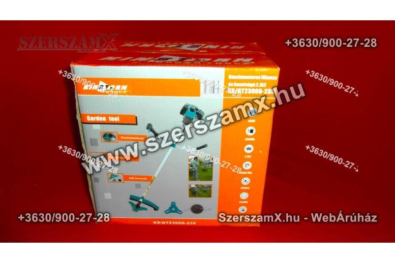Kinstorm KS-GT2300G-235 Fűkasza 2,3LE 43ccm