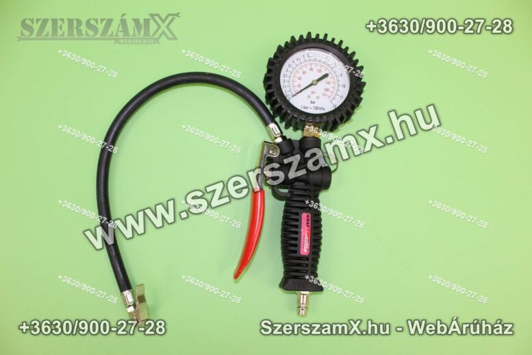 Haina HA-6269 Profi Keréknyomásmérő