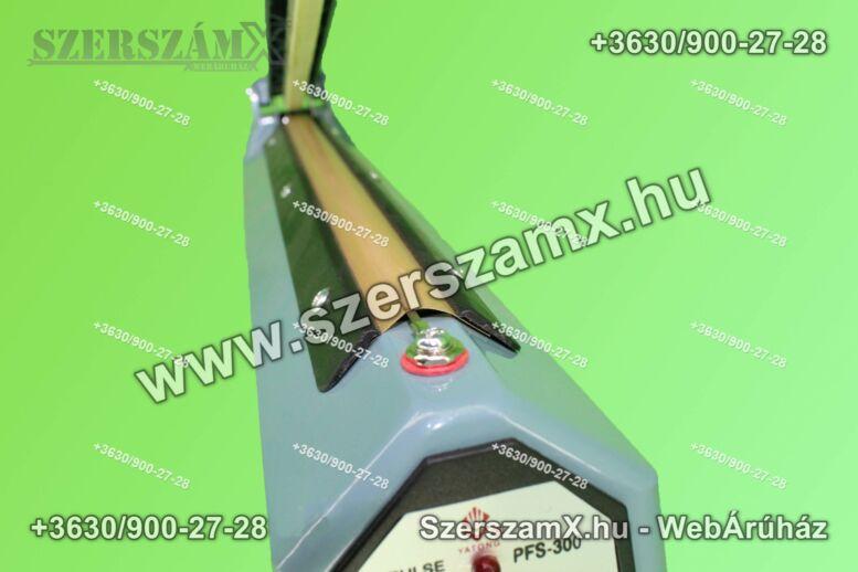 Haina M02-PFS300 Fólia Hegesztő 30cm