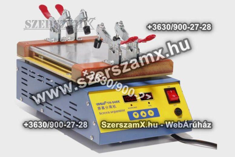 Yihua Digitális Forrasztóállomás Kijelzők javításához 600W YH-946K