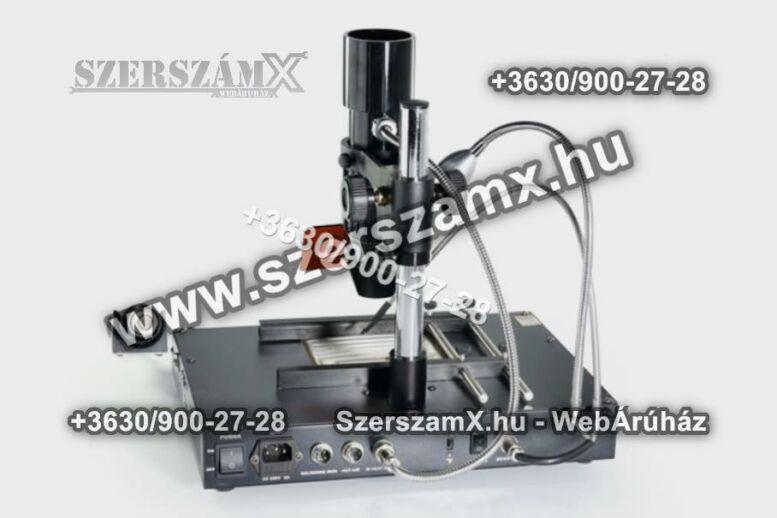 Yihua Multi Funkciós 4in1 Infravörös Forrasztóállomás Előfűtős YH-1000B 1415W