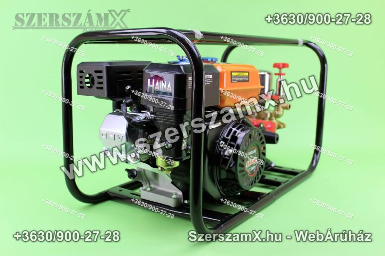 Haina M32/H-SPRA-7.5  Telepíthető Permetező 7,5HP 4ütemű