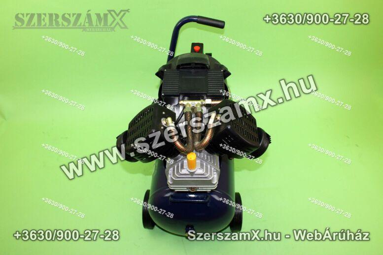 Straus ST/ACP-010V  2-Hengeres Kompresszor 50Liter 2200W