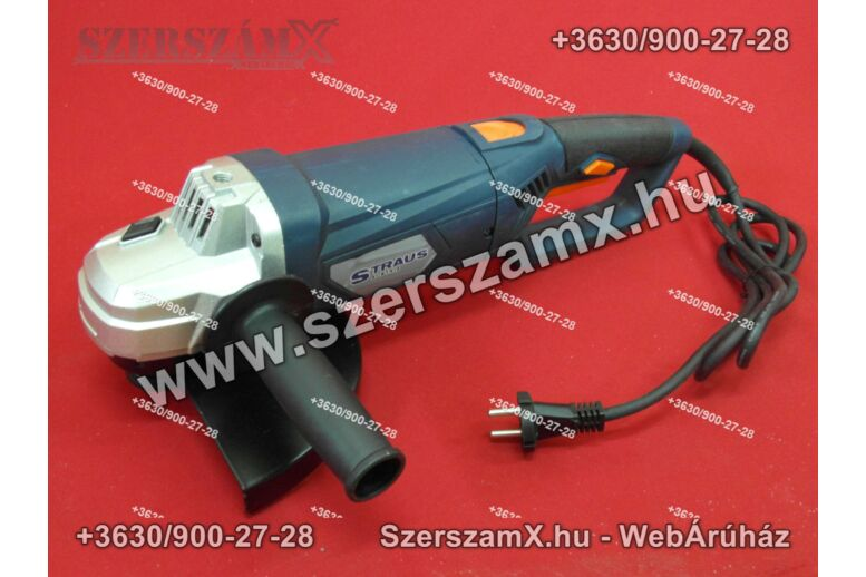 Straus ST/AG230-177 Sarokcsiszoló 230mm 2500W