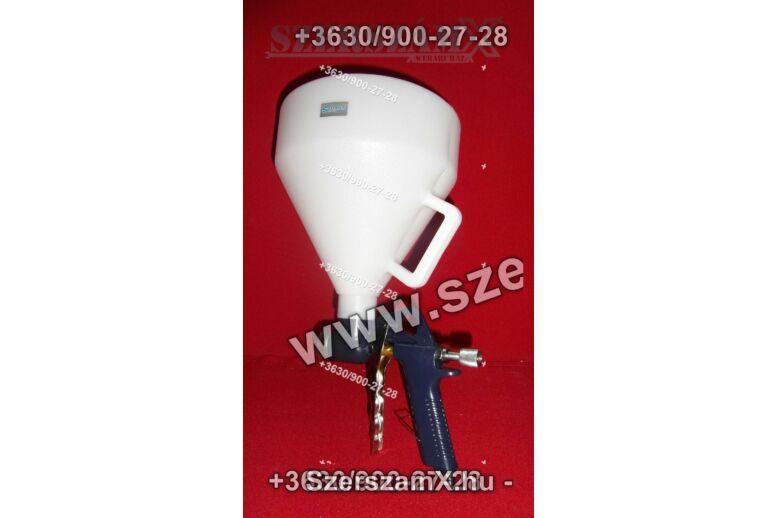 Straus ST/AT-B002 Pneumatikus 5Literes Festékszóró fém