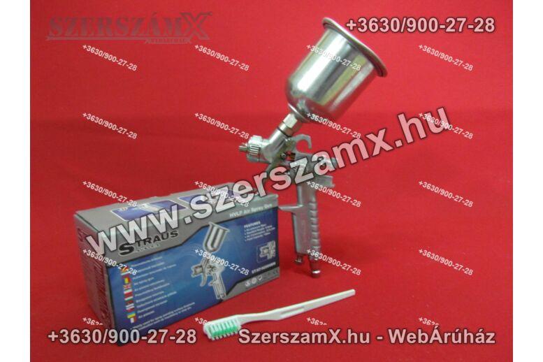 Straus ST/AT-H2000BM Pneumatikus Festékszóró 0,8mm 100ml