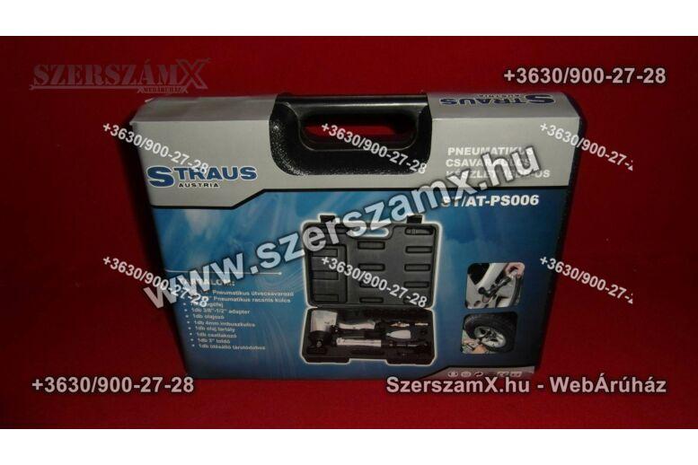 Straus ST/AT-PS006 Pneumatikus Légszerszám 15részes