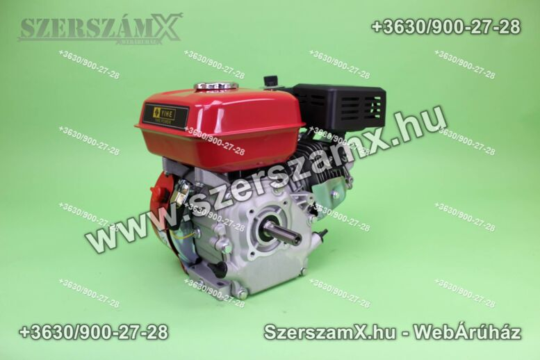 Yihe YI.65HP 6,5Lóerő Benzines Motor 192ccm 4ütemű