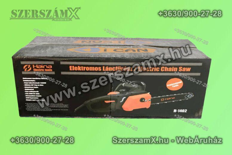 elektromos láncfűrész (iCan) Fűrész